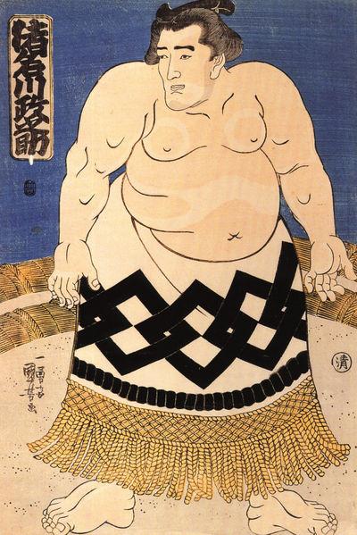 400px-Kuniyoshi_Utagawa,_The_sumo_wrestler.jpg